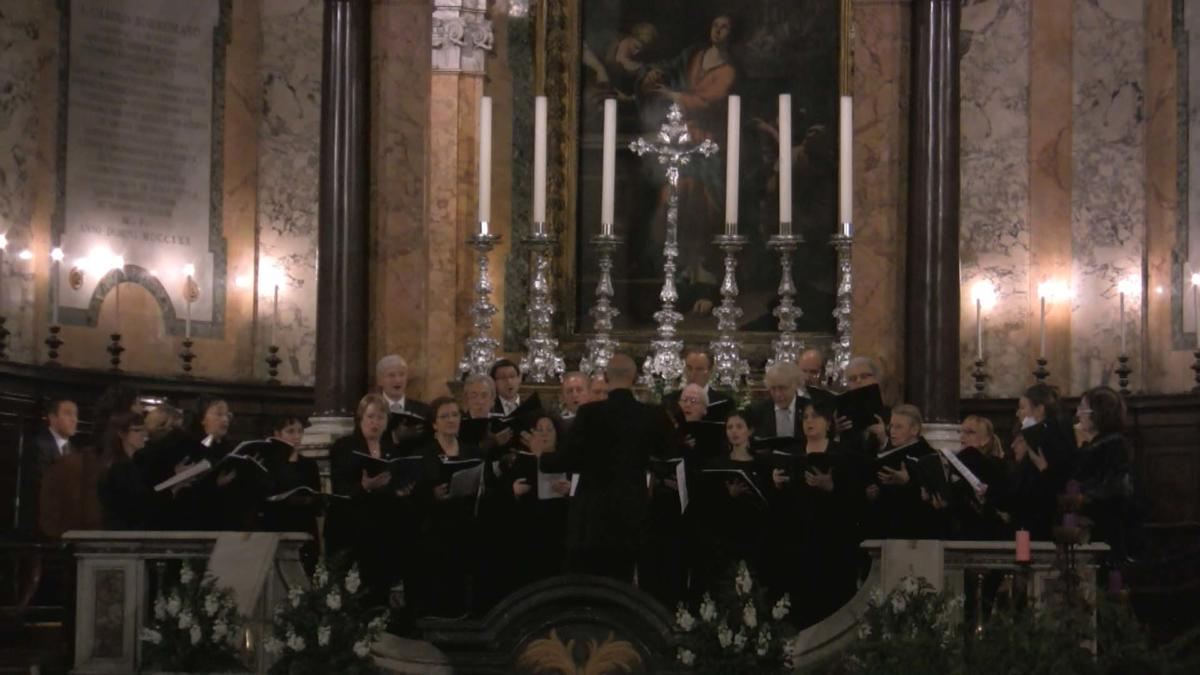Istantanea video Santa Prassede 1