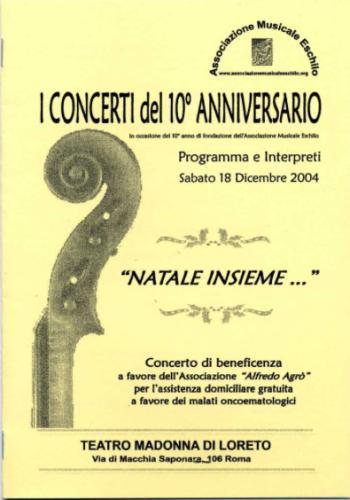 2004_Natale Insieme_Eschilo