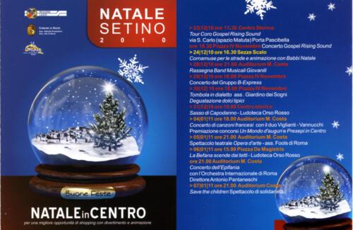 2010_Natale Setino_Auditorium Costa