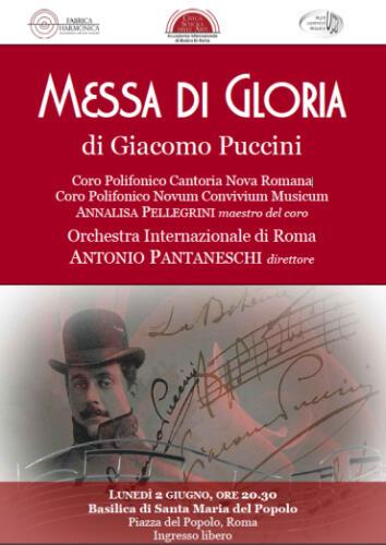 2014_Messa Gloria Puccini_S.Maria del Popolo