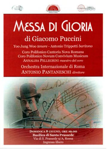 2014_Messa Gloria Puccini_S.Prassede