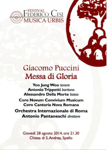 2014_Spello_Messa di Gloria_Puccini