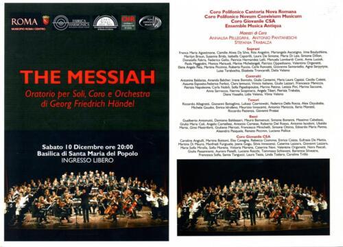 2016_12Dic_Messiah Haendel_S.Maria del Popolo