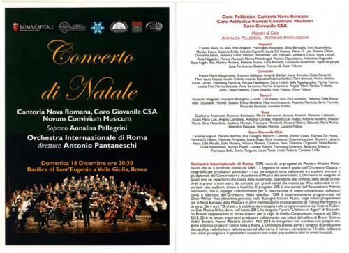 2016_18Dic_Concerto Natale _S. Eugenio Valle Giulia