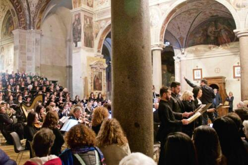 Coro Concerto Petite Messe Solennelle
