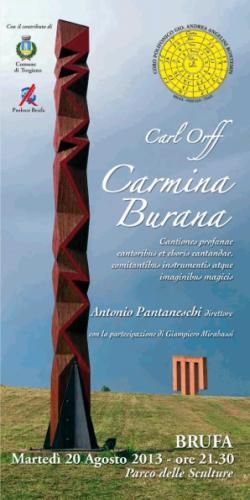 2013 Carmina Burana Brufa