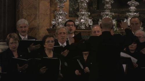 Istantanea video Santa Prassede 12
