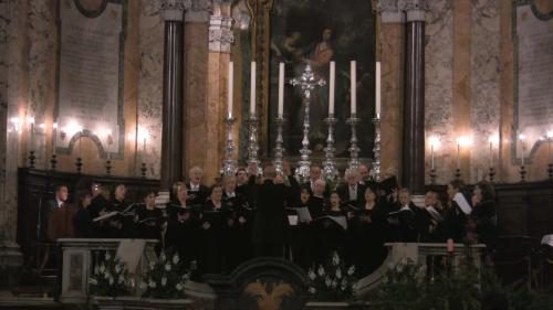 Istantanea video Santa Prassede 2