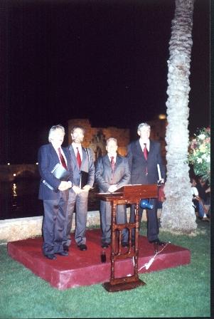 The four tenors Sidone 4Giu2000