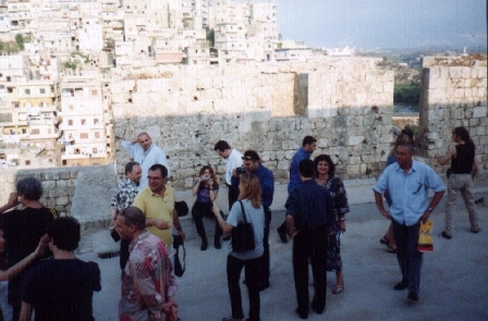 Tripoli Cittadella Crociata 2 Giu 2000